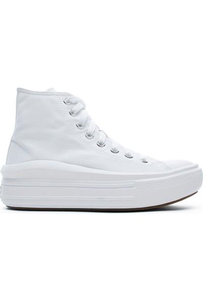 Converse Kadın Ayakkabı Chuck Taylor All Star Move Platform 568498C