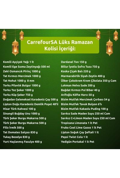 Carrefour Lüks Ramazan Kolisi