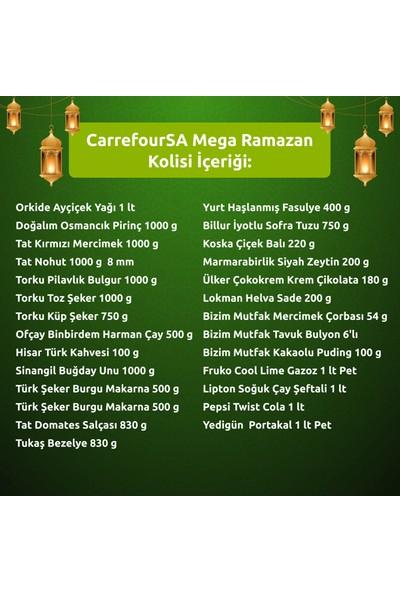 Carrefour Mega Ramazan Kolisi