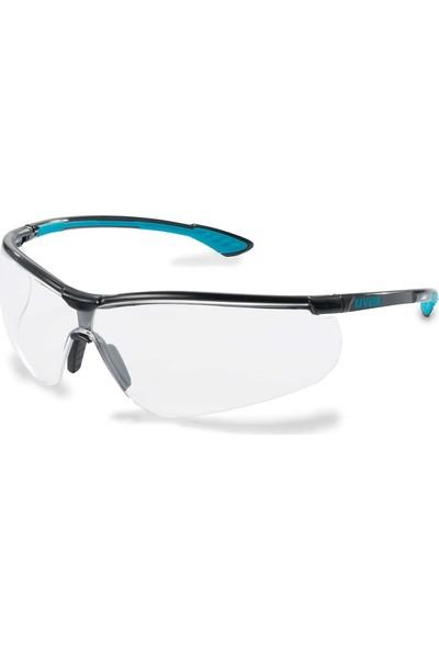 Uvex 9193376 Sportstyle Koruyucu Gözlük 4'lü