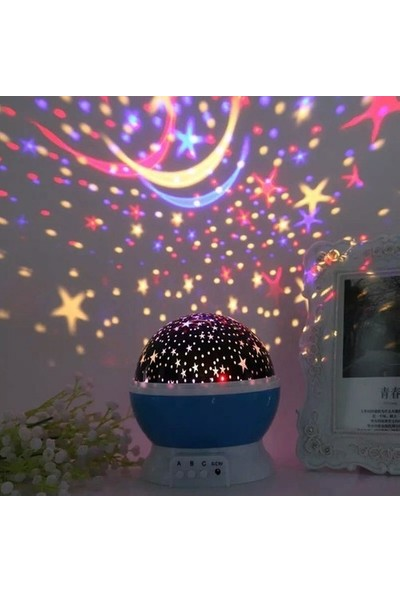 Star Master Dream Projectıon Lamba