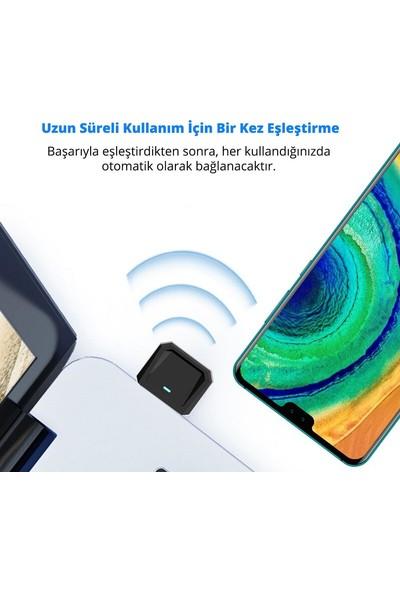 Juo BT500 Bluetooth 5.0 Mini USB Dongle Adaptör