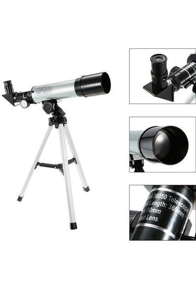 Duhaline F36050M Teleskop Tripod 90X Yakınlaştırma
