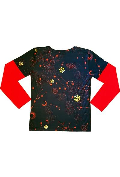 Brawl Stars Crow Mevsimlik Sweatshirt