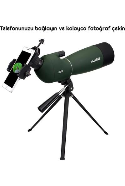 Triline Svbony SV28 75X Zoom Teleskop Monoküler Su Geçirmez Dürbün