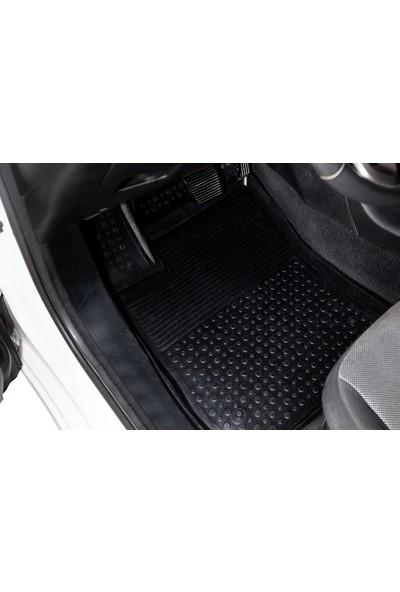 Kingstar Ford Focus 2 2005-2010 Siyah 4d Havuzlu Paspas (3d, 4d Grubu)