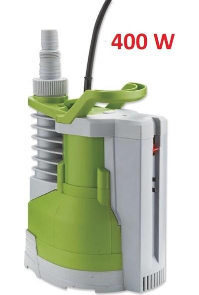 Impo Q400122 Gizli Flatörlü Dalgıç Pompası - 400 Watt