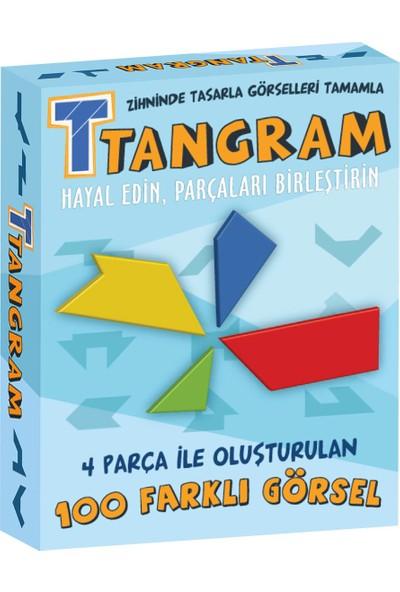 Tes T Tangram 4 Parça