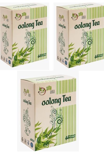 Şifa Ana Oolong Tea 3 Adet Avantaj Seti 42 Li Paket (126 Süzen Poşet)