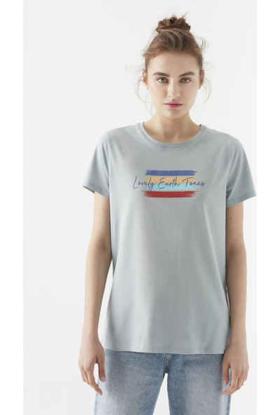 Mavi Kadın Siyah Tişört 168381-900