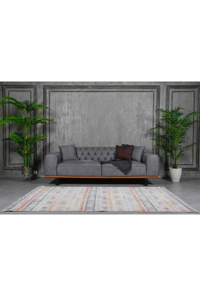 Metraj Halı Çam Halı Zara 1502 Multi Metraj Halı Modern Desen Halı