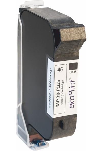 Ekoprint MP39 Plus 45A Kodlama Kartuşu Siyah