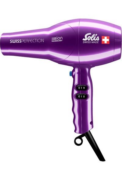 Solis Swiss Perfection (Profesyonel Saç Kurutma Makinesi - 2300W - 2.8m Düz Kablo)