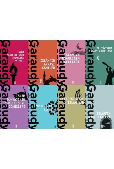 Roger Garaudy 8 Kitap Set / Islam Medeniyetinin Insanlığa Katkısı - Islam'ın Aynası Camiler - Islam ve Insanlığın Geleceği - 21. Yüzyılda Islam'ın Dirilişi - Endülüs'te Islam - Geleceğimizde Islam Var
