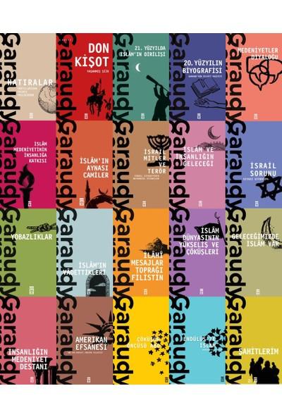 Roger Garaudy Tüm Kitapları 20 Kitap Set / Hatıralar - Don Kişot - Insanlığın Medeniyet Destanı - Geleceğimizde Islam Var - Israil Sorunu - Yobazlıklar - Islam ve Insanlığın Geleceği