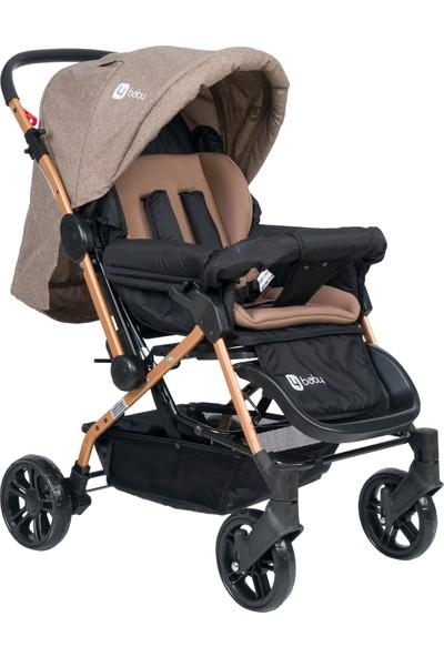 4 Baby Olympus Gold Çift Yön Bebek Arabası