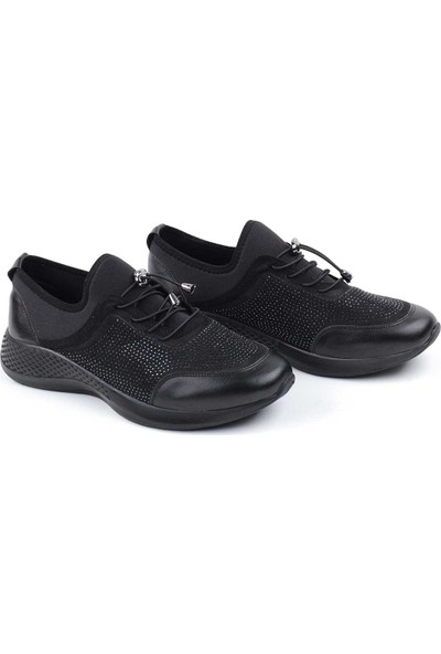 Ayakkabı Vakti W350 Battal Boy 41-42-43 Kadın Günlük Ayakkabı Sneaker