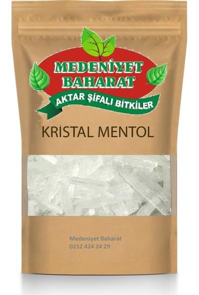 Medeniyet Baharat Kristal Mentol 25 gr