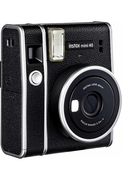 Instax Mini 40 Fotoğraf Makinası ve 10'lu Film