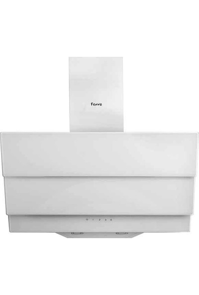 Ferre Lüks Serisi - 8+1 Fonk. Turbo Digital Emaye Izg. Beyaz Set ( B 2140 + 8001+ D014)