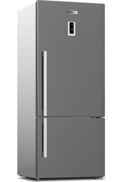 Grundig GKNM 17821 X Duo No Frost Buzdolabı