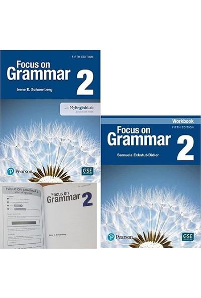 Pearson Education Yayıncılık Focus On Grammar 2 Student's Book + Workbook With My Englishlab 5th Edition