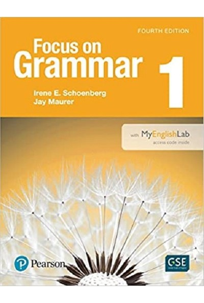 Pearson Education Yayıncılık Focus On Grammar 1 Student's Book + Workbook With Myenglishlab 4th Edition