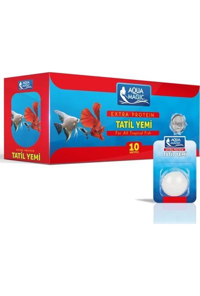 Aqua Magic Balıklar Için Tatil Yemi 1 Adet