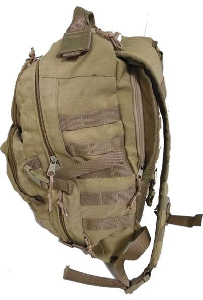 Special 55L Cordura Tactical Çanta Bej