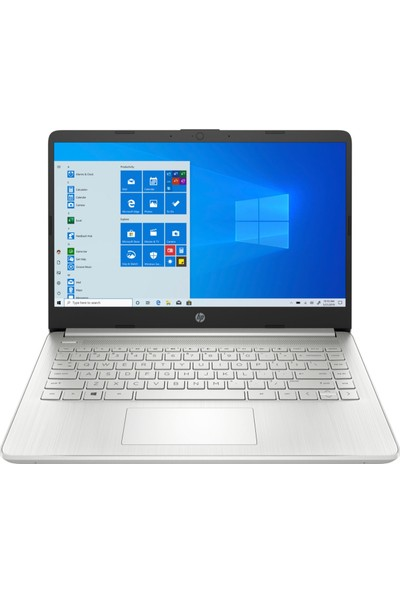 "HP 14S-FQ0034NT AMD Ryzen 5 4500U 8GB 256GB SSD Windows 10 Home 14"" FHD Taşınabilir Bilgisayar 324L7EA"