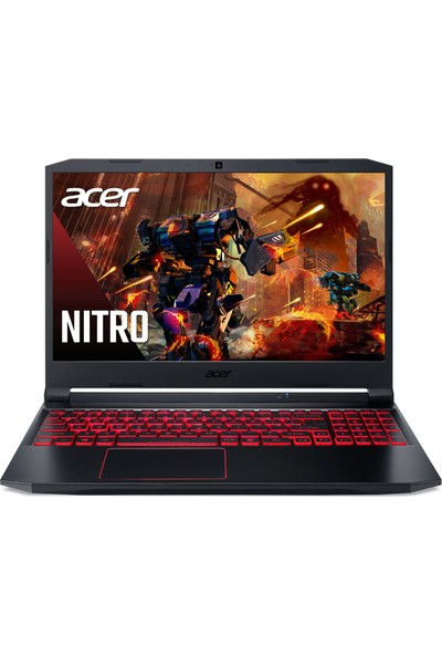 "Acer Nitro AN515-55 Intel Core i5 10300H 8GB 512GB SSD GTX1650 Windows 10 Home 15.6"" FHD Taşınabilir Bilgisayar NH.Q7MEY.002"