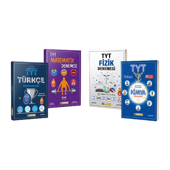 Antrenör Yayınları TYT Satısal Deneme Paketi (4 Kitap) YKS Sınav Hazırlık Ekitap İndir | PDF | ePub | Mobi