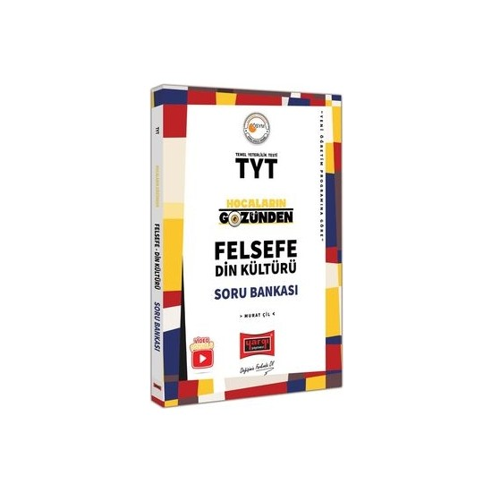 Yargı Yayınları Tyt Hocaların Gözünden Felsefe Din Kültürü Soru Bankası Ekitap İndir | PDF | ePub | Mobi