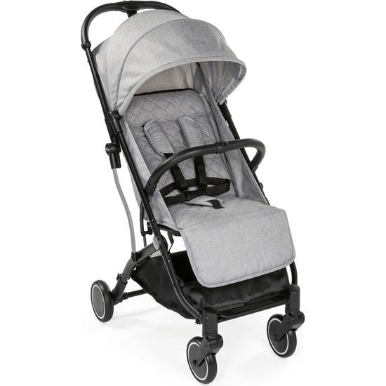 Chicco Trolley Me Bebek Arabası Ligth Grey