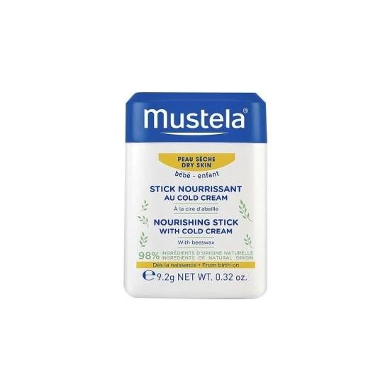 Mustela Cold Cream İçeren Besleyici ve Nemlendirici Yüz Stick 10,1 ml