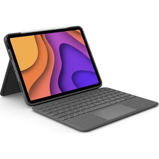 Logitech Slim Folio Touch Apple iPAD 10.9 (4.gen) Klavye 920-010002