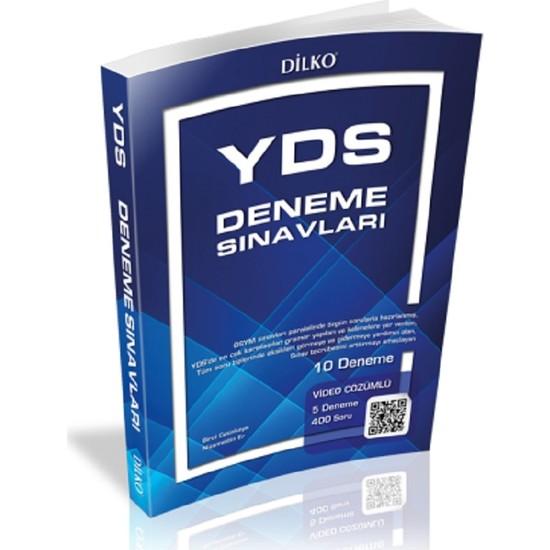 Dilko Yayıncılık YDS Deneme Sınavları Ekitap İndir | PDF | ePub | Mobi