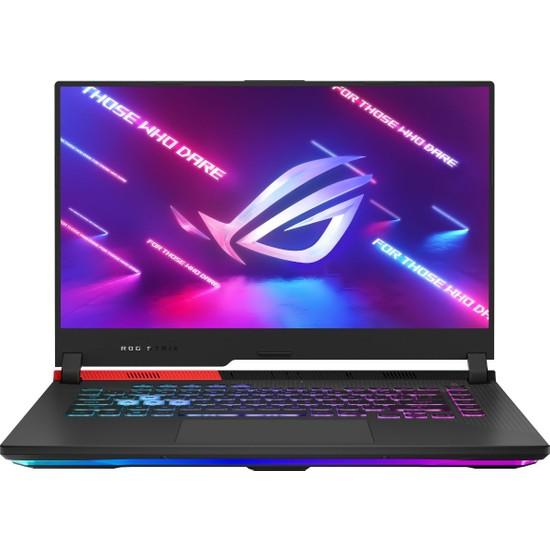 "Asus ROG Strix G513QM-HN081 AMD Ryzen 7 5800H 16GB 1TB SSD RTX 3060 Freedos 15.6"" FHD Taşınabilir Bilgisayar"