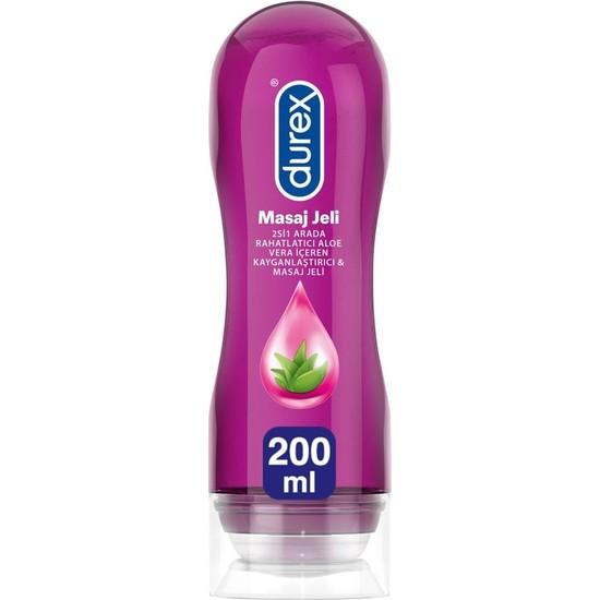Durex Aloe Vera Kayganlaştırıcı & Masaj Jeli 200 ml