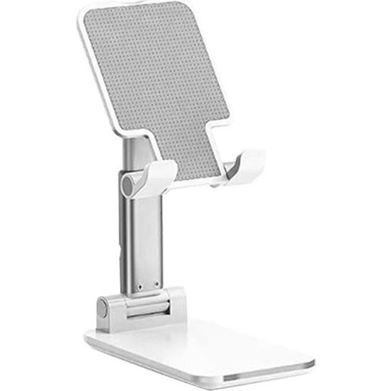 Anself Cep Telefonu Tablet Standı Masaüstü Telefon Tutucu