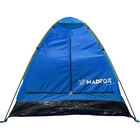 Madfox Barun 2 Kişilik Kamp Çadırı