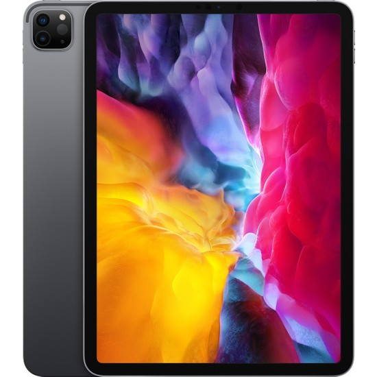 "Apple iPad Pro 2.Nesil Wi-Fi 512GB 11"" Tablet - Uzay Grisi MXDE2TU/A"