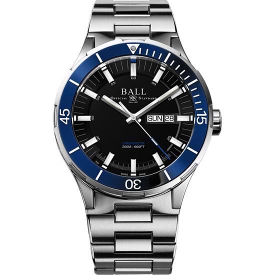 Ball DM3050B-S2CJ-BK Erkek Kol Saati