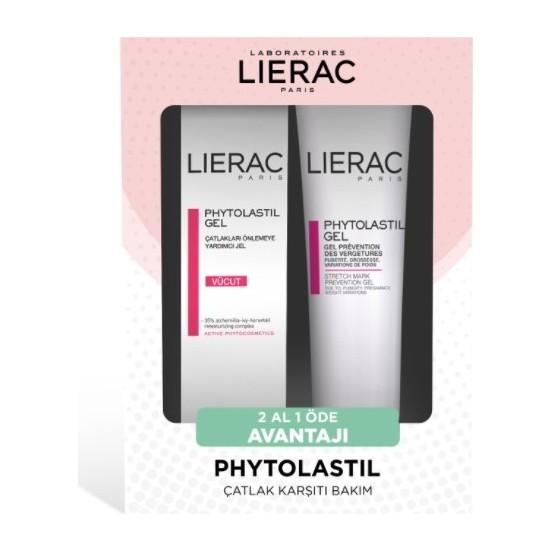 Lierac Phytolastil Çatlak Bakım Jeli 100 ml + 100 ml