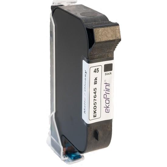 Ekoprint EKO57645 45A Plotter Makinesi Kodlama Kartuşu Siyah