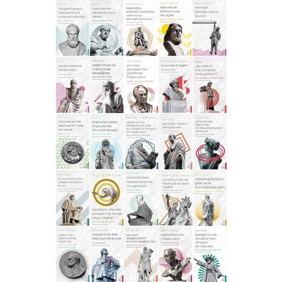 Destek Felsefe Serisi 25 Kitap Set / Seneca - Platon - Epikür - Epiktetos - Mevlana - Marcus Aurelius - Ibn Rüşd - Farabi - Nietzsche Ekitap İndir | PDF | ePub | Mobi