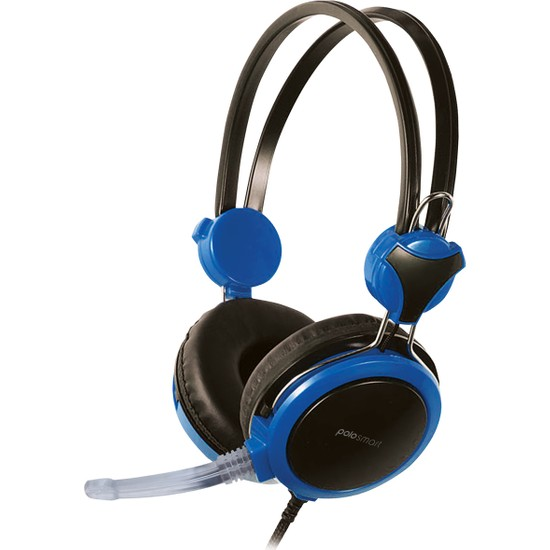Polosmart PSG02 Profesyonel Oyuncu Kulaklığı - Mavi