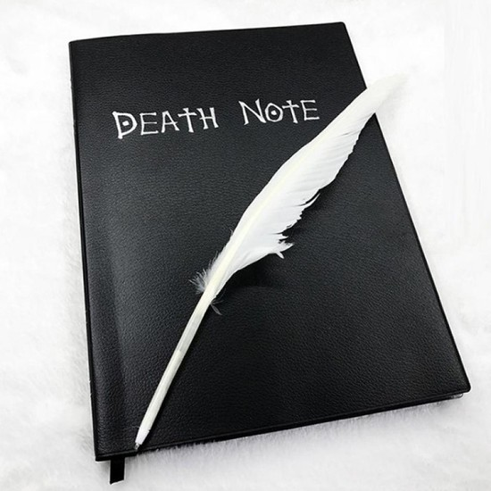 Populus Death Note - Defter ve Kalem