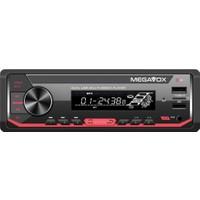 Megavox MGX-456 4X60 USB Bluetooth Micro Sd Oto Teyp 2021 Yeni Seri