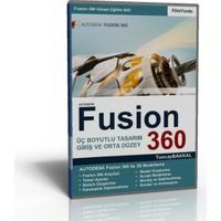 Mte Fusion 360 Online Görsel Eğitim Seti